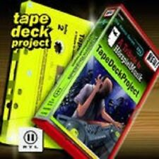"TAPE DECK PROJECT ""A TRIBUTE TO HÖRSPIELMUSIK"" CD NEU"