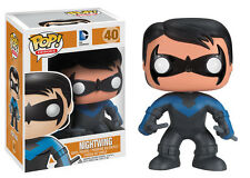 Funko Pop Heroes DC Comics: Nightwing Vinyl Action Figure Collectible Toy, 3533