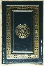 ALISTAIR MACLEAN ~ THE GUNS OF NAVARONE ~ EASTON PRESS ~ LEATHER GIFT ED ~ NEW