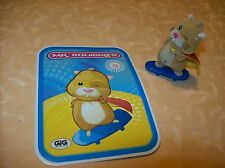 MINI ZHU ZHU PETS CRICETO MR SQUIGGLES  H 5 CM cod.12999