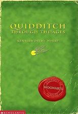 JK Rowling - Quidditch Through the Ages - US First First Ed PBK