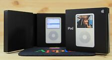 Apple iPod Classic 5th Generation 80gb White + Original Box Collector