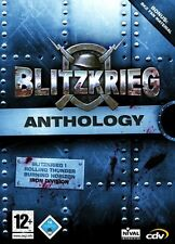 Blitzkrieg anthology: blitzkrieg/burning horizon/rolling thunder/fer division