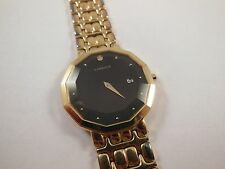 Lassale by Seiko Gold Tone Stainless Steel 7N29-5069 Sample Watch NON-WORKING
