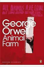 Animal Farm by George Orwell (New PB) Modern Classics