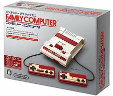 Nintendo Classic Mini Famicom Console Japan Import Family Computer 2016