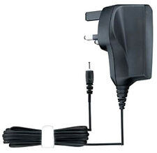 Mains Wall Charger For Nokia Asha 201 2010 300 3000 302 3020 303 3030 Black UK