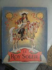 LE ROY SOLEIL TOUDOUZE (G.) et Maurice LELOIR . Paris, Boivin & Cie,1917