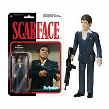 Scarface Tony Montana Funko ReAction 3 3/4-Inch Retro Action Figure