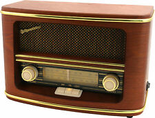 Roadstar HRA-1500 Retro Design Radio Vintage Model
