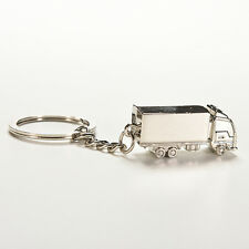 1pc Metal Truck Lorry Car Key Ring Lovely Keychain Creative Gift Keyring FG
