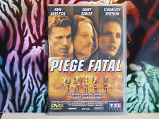 DVD d'occasion excellent état - Film : PIEGE FATAL - Action avec Ben Affleck -