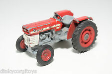 CORGI TOYS 66 MASSEY FERGUSON TRACTOR 165 RED EXCELLENT CONDITION