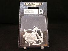 Limited Release PR40 'Promo' 40K Eldar Bonesinger Metal Blister Pack