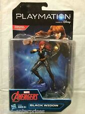 Playmation Avengers Black Widow Figure Disney Hasbro 2015