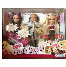 BRATZ GIRLZ REALLY ROCK-JADE & Yasmin 3 Bambola Regalo Set RARO