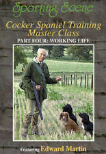 GUNDOG COCKER SPANIEL TRAINING MASTER CLASS PART 4