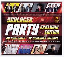 SCHLAGER PARTY EXKLUSIV EDITION / 3CD-SET