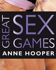 Anne Hooper - Great Sex Games (2000) - Used - Trade Paper (Paperback)