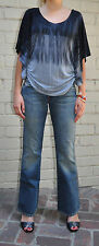 Diesel Rame 87I Jeans 27 Italy Womens