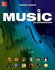 NEW - MP3 Download Card for Music: An Appreciation by Kamien, Roger