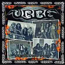 URBE - Demos 1990 - 1992 (NEW*SPA CULT HEAVY METAL*MURO*THOR*VOL.2*WITCHSHIRE)