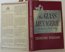 TENNESSEE WILLIAMS The Glass Menagerie FIRST EDITION