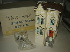 Dept 56 Snow Village - Pacific Heights House - 1986
