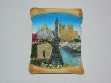 MAGNET PARIS FRANCE TOUR EIFFEL TOWER TORRE PARIS PARIGHI MONUMENTS ARC TRIOMPHE