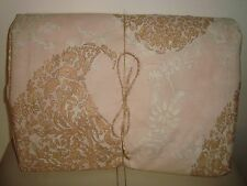 Pottery Barn Cypress Paisley Duvet KING + 2 King Shams  NEW