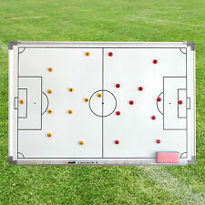 Trainingsbedarf Taktiktafel für Fußball, 90 x 60 cm Zubehör Neu Superspieler24
