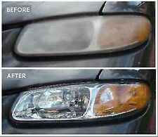 AutoMax Headlight Cleaner Polish Renewer Lens Protect Restores & Renew
