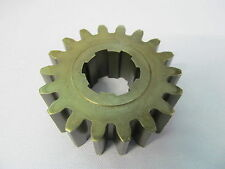 NORTON SINGLE DOMINATOR HARDENED LAYSHAFT 4TH GEAR - EARLY TYPE 18 TOOTH 04-0284