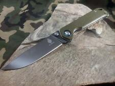 Kizer Begleiter Folding Knife Pocket OD Green G10 VG-10 Tactical EDC V4458A2