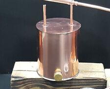 Copper thumper thump keg for Moonshine still FREE RECIPES! Whiskey Stills