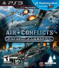 Air Conflicts Pacific Carriers PS3 New PlayStation 3, Playstation 3