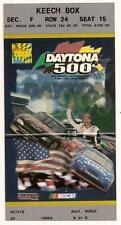1999 Daytona 500 Nascar Race Ticket Stub