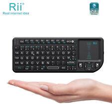 rii x1 2 azwerty wireless mini clavier pour pc windows xp