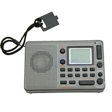 Hot Portable Digital Tuning LCD Receiver TF MP3 Player FM AM SW Full Band Radio