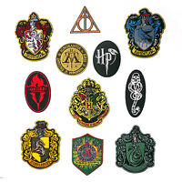 HARRY POTTER Movie/Book Patch Series - Great Price, UK Seller, Fast & Free Post!
