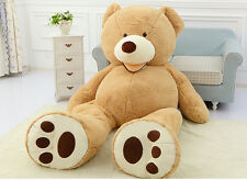 "Huge Jumbo 93"" Teddy Bear 8 Foot Stuffed Plush Animal Toy Gigantic Large"