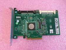 Used Original Dell PowerEdge PCI - E SAS 6/iR Raid Controller 0JW063 / JW063