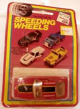 Vintage Speeding Wheels 1980s Nissan 300ZX Z31 Fairlady Red MOC 1/64 Scale