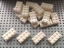 Lego White 2x4 Brick (3001) x25 in a set *BRAND NEW* Space City Star Wars