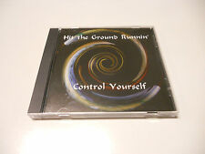 "Hit the ground runnin' ""Control Yourself"" Rare AOR indie cd 2000 Smash records"