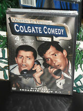 Martin & Lewis Colgate Comedy Hour, Vol. 2: 4 Classic Episodes (DVD) BRAND NEW!
