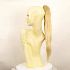 Hairpiece ponytail long 27.56 golden blond blond wick clear 7/24bt613 peruk