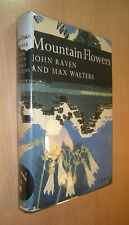1956 Mountain Flowers / New Naturalist / Botany British Flora Plant Studies 1st