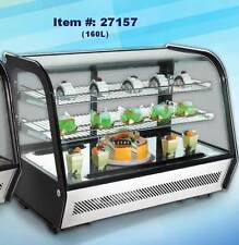 OMCAN RS-CN-0160 5.65cf Commercial Countertop Refrigerated Display Case NEW!!