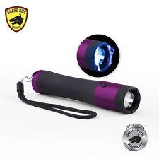 New - Ivy High Voltage Stun Gun - Guard Dog Security - SG-GD1200HVPR - Purple